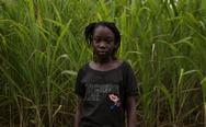 Divine, 13, Central African Republic