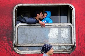 Children on the Move - Migrant/Refugee Crisis - Photos